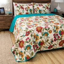 Greenland Home Bedding by Greenland Home Fashions Clearwater 3 Piece Quilt Set Free