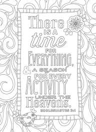 Inspiring Words Coloring Book Verses From The BibleBible