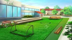 School Sports Ground And Football Stadium. Cartoon Style Artwork ... Backyard Football League Season 2 Game Youtube Stadium Part 39 8000th Wish Ryan Football Pc Outdoor Fniture Design And Ideas 25 Unique Field Ideas On Pinterest Haha Sport Athletics Fergus Falls Public Schools How To Build A Ladder Drill Finish Field Howtos For Ps3 10 Microsoft Xbox 360 The Video Games Museum 2002 Episode 32 Turnover Points Backyard Football Ppare For Battle 18 Passes