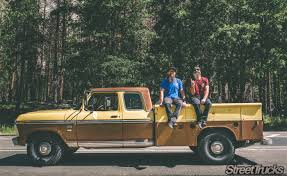 Aaron Kaufman Tells All – Truck, Projects And More   Street Trucks