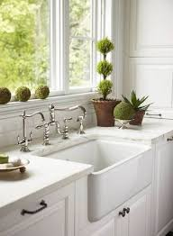 Kohler Whitehaven Sink Scratches by Farmhouse Sink Stainless Steel Or Cast Iron Hometalk