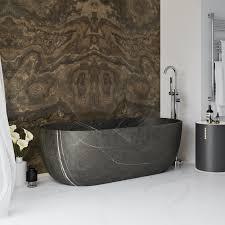 was hat es mit all dem marmor in modernen badezimmern
