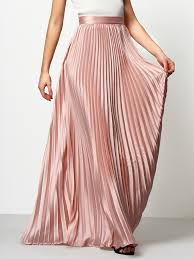 pink pleated maxi skirt fall patterns pleated maxi and clothes