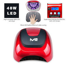 Sensationail Pro 3060 Led Lamp Wattage by Top 10 Best Led Nail Lights 2016 Guide