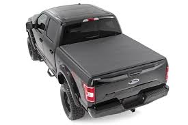 100 Truck Bed Cargo Management Ford Soft TriFold Cover W System 1518 F1506
