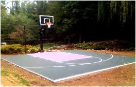 Backyards : Mesmerizing Backyard Tennis Courts 10 Basketball Court ... Outdoor Courts For Sport Backyard Basketball Court Gym Floors 6 Reasons To Install A Synlawn Design Enchanting Flooring Backyards Winsome Surfaces And Paint 50 Quecasita Download Cost Garden Splendid A 123 Installation Large Patio Turned System Photo Album Fascating Paver Yard Decor Ideas Building The At The American Center Youtube With Images On And Commercial Facilities