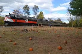 Pumpkin Picking In Waterbury Ct by Fall Foliage U0026 Pumpkin Patch U2013 Railroad Museum Of New England