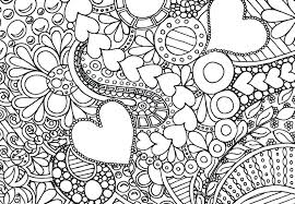 Printable Adult Coloring Pages Adults Flowers Free Ideas