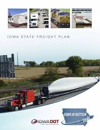 100 Luckey Trucking Iowa In Motion STATE FREIGHT PLAN