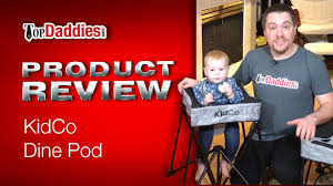 KidCo DinePod Portable Highchair Review - YouTube Kidco Gopod Sky Portable Activity Seat Walmart Canada Costway 3 In 1 Baby High Chair Convertible Play Table Babies And Parenting Family Choice Awards Pistachio Buy Baby Dine Pod From Kid Co Youtube Dinepod Travel Highchair For Midnight Phil Teds Lobster Pr Brand Review Giveaway Top Daddies The Best Chairs Of 2019