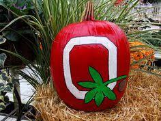 Ohio State Brutus Pumpkin Stencil by Ohio State Pumpkin Ohio State Basement Pinterest Ohio