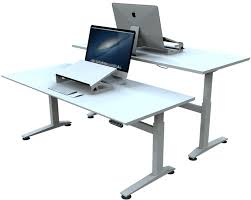 Monitor Stands For Desks Nz by Sit Stand Desk Sit To Stand Workstation Standing Desk