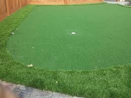 Carpet Grass Florida by Synthetic Grass Daytona Beach Florida Diy Putting Green