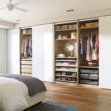 genial kleiderschrank gross schlafzimmer design
