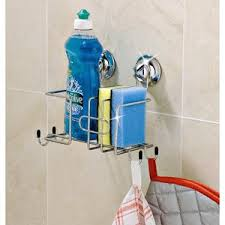 everloc suction cup kitchen sink caddy useful stuff for a new