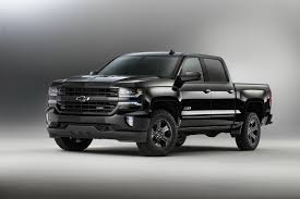 Midnight Special Edition Chevy Trucks Return In 2016 | Carscoops How Much Do Truck Drivers Earn In Canada Truckers Traing Lifted Chevy Trucks Black Dragon 075 2500hd Illustration Stock Illustration Of Load Old And White Stock Photos Ford Tuscany Ops Special Edition Custom Orders Trailer Outlined Vector Royalty Free Silverado Concept Is The Ultimate Survival Ag Goowindi Branch 155 3 Reviews Kids 12v Mp3 Car With Led Lights Aux Music Amazoncom Rollplay Gmc Sierra Denali 12volt Battypowered Ride 2018 1500 Pickup Chevrolet Work Get Blackout Package Medium Duty