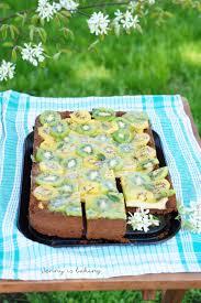 kiwi quarkkuchen