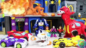 Thomas Halloween Adventures Dailymotion by New Best Of Transformers Rescue Bots Part 2 Vìdeo Dailymotion