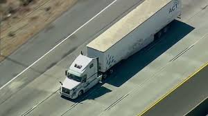 California Police Pursue Stolen Big Rig For Hours And Miles | Abc7ny.com Woman Takes Baby On 100mph Police Chase World The Times Off Road Classifieds F450 Diesel 4x4 Chase Truck Man Woman Steal Fire Truck Lead Hourslong In Vacation Car Scene Youtube Hauling Liquid Involved Highspeed Texas Naked Steals Leads Lapd Wild By And Foot Thread Racedezert Police 10yearold Leads Officers After Stealing Car To Spike Strips Used To End Tulsa News On 6 Cop Dog Injured During Through Indiana And Illinois 2 Incredible Lince Kill James Bond 007 Dramatic Chase Ending Pursuit Stolen Penske Semitruck La