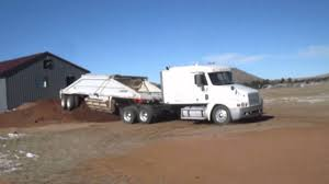 Belly Dump Load 2 - YouTube 1 32 Scale Kenworth W900 Double Belly Dump Truck Ebay Wilson Belly Dump Tag Axle 50 Grain V10 For Fs 17 Farming Trucking Las Vegas Paving Kw Custom Toys And Trucks 1996 Cornhusker Tria Dump1995 Rway Pup Keith Day Company Bottom Incgabilan Our Equipment Jls Excavating Ltd Mac End Trailers For Sale N Trailer Magazine A Lone Worker Walks Along Side A Belly Dump Truck To Control The Cps Kaina 10 986 Registracijos Metai 2000 Ls Simulator