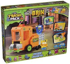 COBI The Trash Pack Street Sweeper | EBay Bruder Man Tga Side Loading Garbage Truck Orangewhite 02761 Buy The Trash Pack Sewer In Cheap Price On Alibacom Trashy Junk Amazoncouk Toys Games Load N Launch Bulldozer Giochi Juguetes Puppen Fast Lane Light And Sound Green Toysrus Cstruction Brix Wiki Fandom Moose Metallic Online At Nile Glow The Dark Brix For Kids Wiek Trash Pack Garbage Truck Mllauto Mangiabidoni Camion