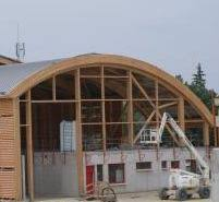 maison bois lamelle colle construire une maison en bois les techniques et exemples