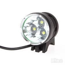 new 4000 lumen 3x cree xm l t6 led headlight headl bicycle bike