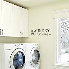 Decals For Bathrooms by Wall Art Decals For Bathroom The Laundry Room Loads Of Fun Wall