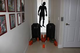 Diy Halloween Decorations Pinterest by Homemade Halloween Decorations For House Homemade Halloween