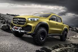 New Mercedes X-Class Pick-up Truck Unveiled - Pictures | Auto Express