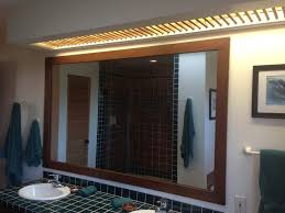 Wayfair Oval Bathroom Mirrors by Bathroom Elegant Bathroom Decor With Large Framed Bathroom