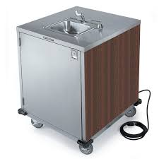 lakeside 9600 portable self contained stainless steel hand sink