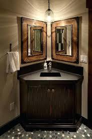 Small Rustic Bathroom Vanity Ideas by Small Bathroom Corner Vanityimpressive Ideas Of Rustic Bathroom