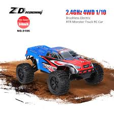 $133 With Coupon For ZD Racing NO.9106 Thunder ZMT-10 Brushless ... Traxxas 110 Skully 2wd Electric Off Road Monster Truck Maverick Ion Mt 118 Rtr 4wd Mvk12809 Traxxas Erevo 6s Car Kits Electric Monster Trucks Product Trmt8e Be6s Truredblack Jjcustoms Llc Shredder Large 116 Scale Rc Brushless Jamara Tiger Truck Engine Rc High Speed 120 30kmh Remote Control Car Redcat Racing 18 Landslide Xte Offroad Volcano Epx R Summit Vxl 116scale With Tqi