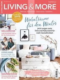 inhaltsverzeichnis ausgabe 01 19 living more magazin