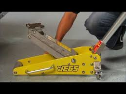 Northern Tool 3 Ton Floor Jack by Jegs Floor Jack 2 Ton 3 Ton Garage Tools With Kenny Wallace Youtube