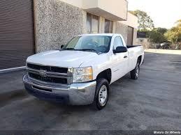 100 Trucks For Sale Houston Tx 2008 Chevrolet Silverado 2500 Work Truck For Sale In