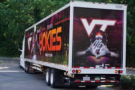 100 Virginia Truck And Trailer Tech Football Equipment Wrap On Behance