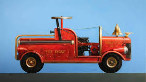 Wendy Chidester - Fire Engine (pedal Car), Painting For Sale At 1stdibs 1960s Murry Fire Truck Pedal Car Buffyscarscom Vintage Volunteer Dept No 1 By Gearbox Syot Deluxe Fire Truck Pedal Car Best Choice Products Ride On Truck Speedster Metal Kids John Deere M15 Nashville 2015 Kalee Toys From Pramcentre Uk Wendy Chidester Engine Pedal Car Pating For Sale At 1stdibs Radio Flyer Fire Dolapmagnetbandco 60sera Blue Moon Vintage Ford Gearbox Superman Awespiring Instep Baghera Red Neiman Marcus