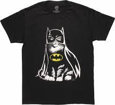 cat batman costume batman cat in costume t shirt