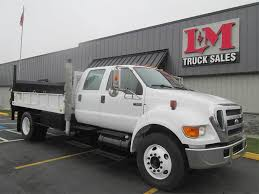 2005 Ford F-650 Flatbed Truck For Sale | Spokane, WA | 5454 ...