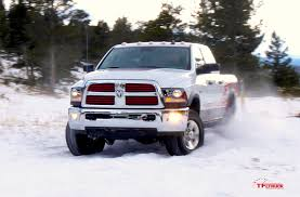Does The 2016 Ram Power Wagon Make A Good Road Trip Vehicle? - The ...