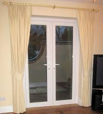 Patio Door Curtain Ideas by How To Make French Door Curtains Design Ideas U0026 Decors