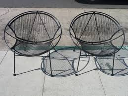Salterini Iron Patio Furniture by Beautiful Mid Century Modern Patio Furniture Mid Century Modern