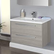 de 800 mm wand badezimmer unterschrank waschbecken