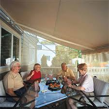 Palram Feria Patio Cover Uk by Sunsetter Weatherbreaker Set