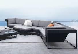 Stylish Ultra Modern Patio Furniture Outdoor Inspiring Ideas Design