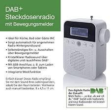 شرط مسبق خط معدني حميم dab radio wie empfangen