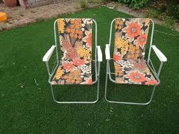 Pair Of Vintage Retro Floral 1960's Deck Chairs, Camping, Folding Chair, VW  Campervan | In Newcastle, Tyne And Wear | Gumtree Pair Of Vintage Retro Folding Camping Chairs In Dorridge West Midlands Gumtree 2 X Azuma Deluxe Padded Folding Camping Festival Fishing Arm Chair Seat Floral Joules Pnic Grey At John Lewis Partners Details About Garden Blue Casto 10 Easy Pieces Camp Chairs Gardenista Vintage 60s Colourful Beach Retro Quickseat Hove East Sussex Garden Chair Of 1960s Deck Vw Campervan Newcastle Tyne And Wear Lazy Pack Away Life Outdoors Outdoor Seating