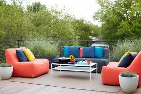 Outdoor Furniture Cushions Sunbrella Fabric by Sunbrella Elements Collection